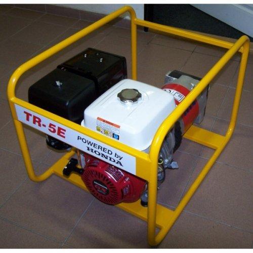 Elektrocentrála NTC jednofázová TR-5E AVR