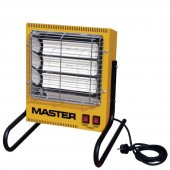 Elektrické infračervené topidlo Master TS 3 A