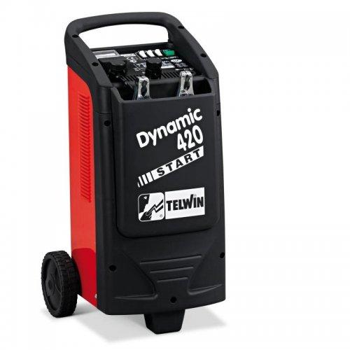 Nabíjecí a startovací zdroj TELWIN DYNAMIC 420 START