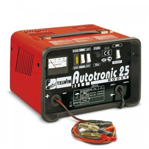 Elektronická nabíječka TELWIN AUTOTRONIC 25 BOOST