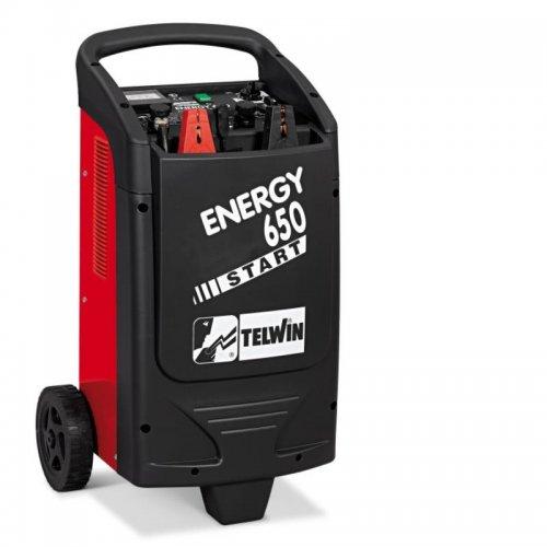 Nabíjecí a startovací zdroj TELWIN ENERGY 650 START