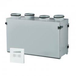 Centrální rekuperace pro vertikální potrubí VENTS VUT 250 V mini A12