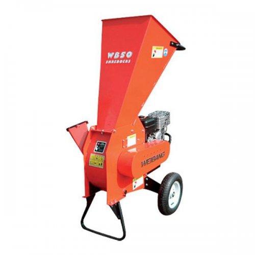 Motorový drtič dřeva Weibang WB SH 5007 B