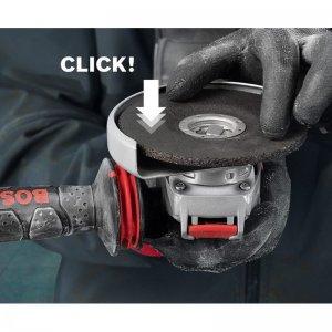Úhlová bruska X-LOCK Bosch GWX 19-125 S Professional 0.601.7C8.002