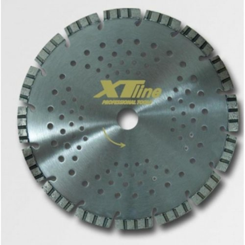 Kotouč diamantový turbo segment laser 125x2,2x22,2 Xtline XT165125