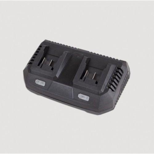 Nabíječka baterie li-ion 2X18V, 3.5A XTline XT102792