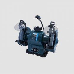 Stolní dvoukotoučová bruska 200x25x16mm/520W + svítidlo XTline XT107200