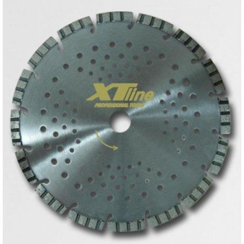 Kotouč diamantový turbo segment laser 180x2,4x22,2 Xtline XT165180