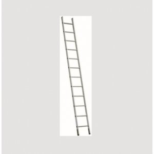 1x9 jednodílný hliníkový žebřík ELKOP Z10373