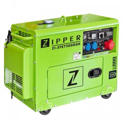 Elektrocentrála ZIPPER ZI-STE7500DSH