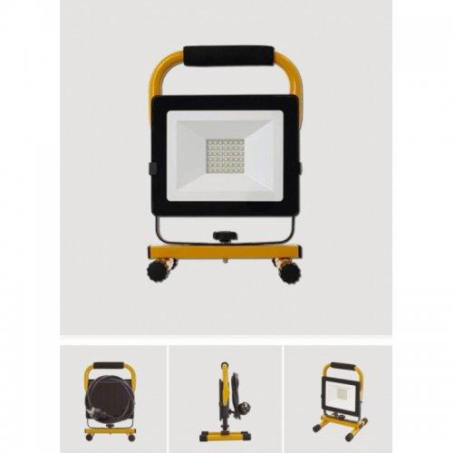 LED reflektor přenosný, 30W neutrální bílá EMOS ZS3331